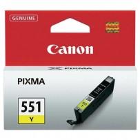 Canon CLI-551Y žlutá, 7ml