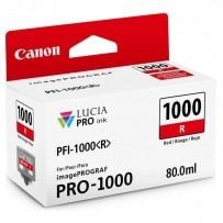 Canon PFI-1000R red