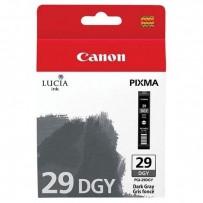Canon originální ink PGI29 Dark Grey, dark grey, 4870B001, Canon PIXMA Pro 1