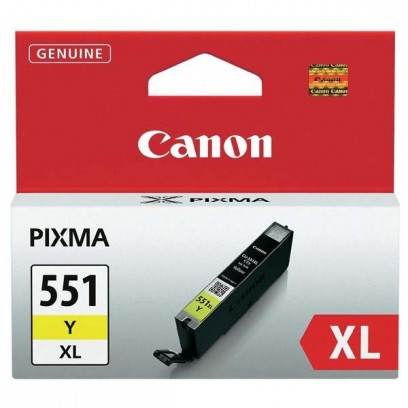 Canon CLI-551Y XL žlutá, 11ml