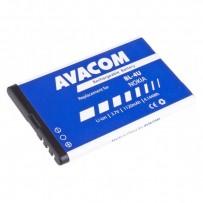 Avacom baterie pro Nokia 5530, CK300, E66,05530, E75, 5730, Li-Ion, 3.7V, GSNO-BL4U-S1120A, 1120mAh, 4.1Wh