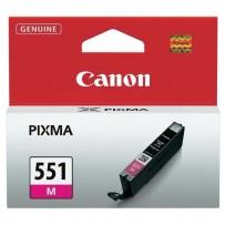 Canon originální ink CLI551M, magenta, 7ml, 6510B001, Canon PIXMA iP7250, MG5450, MG6350, MG7550