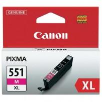Canon CLI-551M XL červená, 11ml