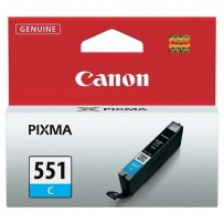Canon CLI-551C modrá, 7ml