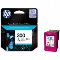 HP 300, HP CC643EE, barevná, 4ml, blistr