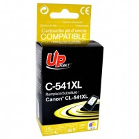 UPrint kompatibilní ink s CL541XL, color, 650str., 18ml, C-541XL-CL, pro Canon Pixma MG 2150, MG3150