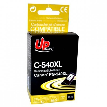 Kompatibilní Canon PG-540XL černá, 25ml