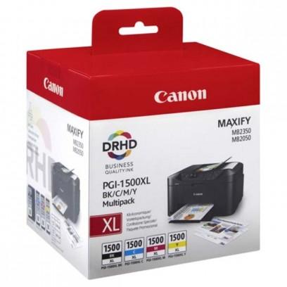 Sada Canon PGI-1500XL (4ks) multipack