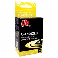 UPrint kompatibilní ink s PGI 1500XL, black, 36ml, C-1500XLB, high capacity, pro Canon MAXIFY MB2050, MB2350