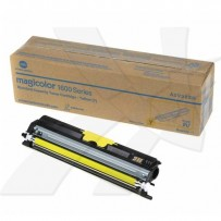 Konica Minolta originální toner A0V305H, yellow, 1500str., Konica Minolta QMS MC1650EN, MC1650END, MC1650, 1600W ,MC1680