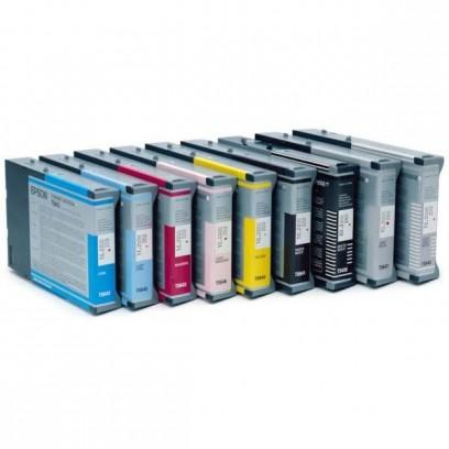 Epson originální ink C13T602C00, light magenta, 110ml, Epson Stylus Pro 7800, 9800
