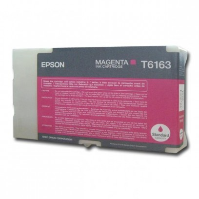 Epson originální ink C13T616300, magenta, 3500str., 53ml, Epson Business Inkjet B300, B500DN