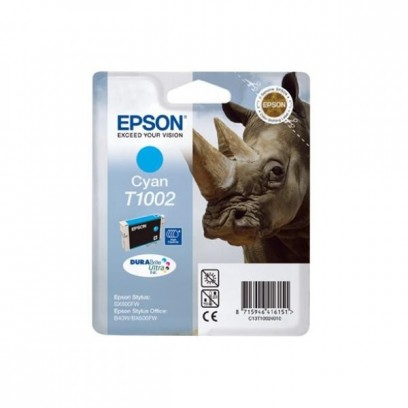 Epson originální ink C13T10024010, cyan, 11,1ml, Epson Stylus Office B40W, BX600FW