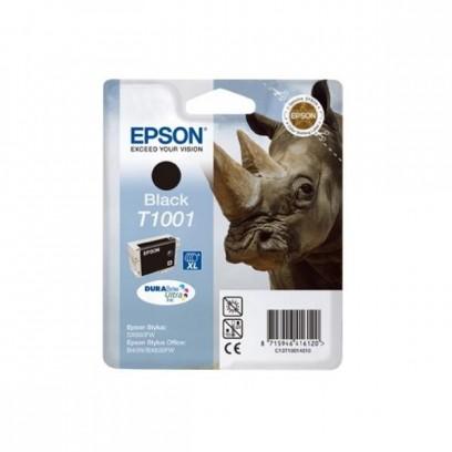 Epson originální ink C13T10014010, black, 25,9ml, Epson Stylus Office B40W, BX600FW