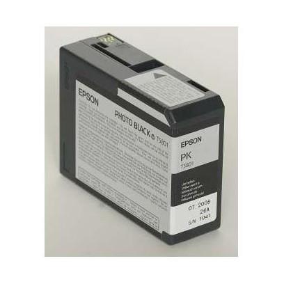 Epson originální ink C13T580100, photo black, 80ml, Epson Stylus Pro 3800