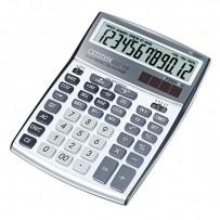 Citizen Kalkulačka CDC80WB, stříbrná, stolní, osmimístná, automatické vypnutí