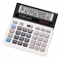 Citizen Kalkulačka SDC868L, černo-bílá, stolní, dvanáctimístná