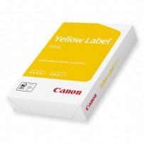 Xerografický papír Yellow Label, CAN480SL A4, 80 g/m2, bílý, 500 listů