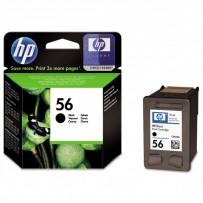 HP originální ink C6656AE, HP 56, black, 520str., 19ml, HP DeskJet 450, 5652, 5150, 5850, psc-7150, OJ-6110
