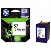 HP originální ink C6657AE, HP 57, color, 500str., 17ml, HP DeskJet 450, 5652, 5150, 5850, psc-7150, OJ-6110