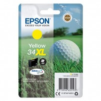 Epson 34XL žlutá, 10.8ml