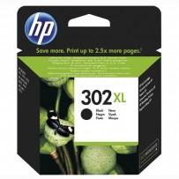 HP 302XL, černá, 8.5ml, blistr