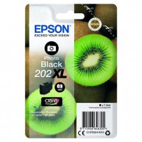Epson 202XL foto černá