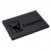 "SSD Kingston 2.5"", SATA III, 480GB, GB, A400, SA400S37/480G černý, 500 MB/s,540 MB/s,540 MB/s"