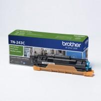 Toner Brother TN 243C, modrý, 1000 stran