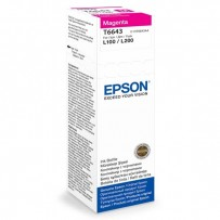 Epson T6643, červená, 70ml