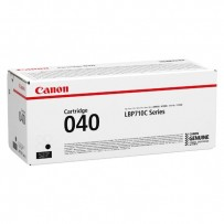 Toner Canon 040 Bk černý, 6300 stran