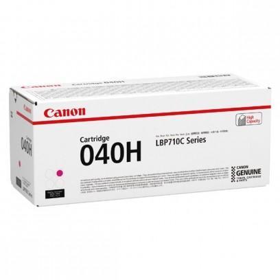 Canon originální toner 040H, magenta, 10000str., 0457C001, 0457C002, high capacity, Canon imageCLASS LBP712Cdn,i-SENSYS LBP71...