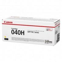 Canon originální toner 040H, yellow, 10000str., 0455C001, 0455C002, high capacity, Canon imageCLASS LBP712Cdn,i-SENSYS LBP710...