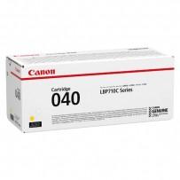 Toner Canon 040 Y žlutý, 5400 stran