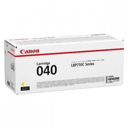 Canon originální toner 040Y, yellow, 5400str., 0454C001, Canon imageCLASS LBP712Cdn,i-SENSYS LBP710Cx, LBP712Cx