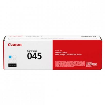 Canon originální toner 045C, cyan, 1300str., 1241C002, Canon LBP613Cdw, 611Cn, MFP635Cx, 633Cdw, 631Cn