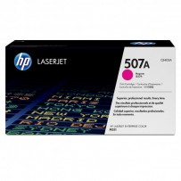 HP originální toner CE403A, magenta, 6000str., HP 507A, HP LaserJet Enterprise 500 color M551