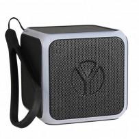 YZSY bluetooth reproduktor, FLASHY, 3W, černý, regulace hlasitosti, s LED světelnou show, Bluetooth+USB konektor