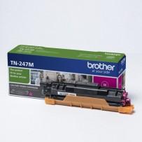 Toner Brother TN-247M, červený, 2300 stran