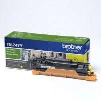 Toner Brother TN-247Y, žlutý, 2300 stran