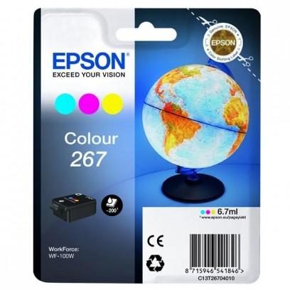Epson 267 barevná