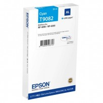 Epson C13T908240, T9082 XL modrá