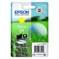 Epson 34 žlutá, 4.2ml