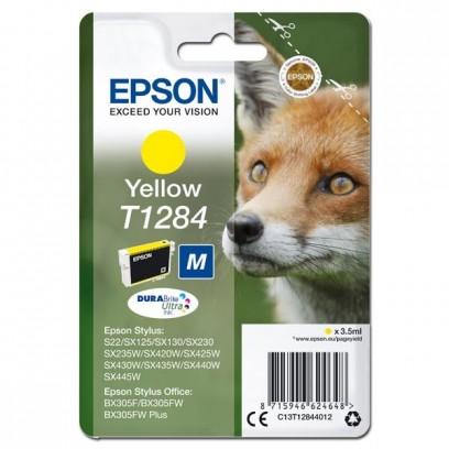 Epson T1284 žlutá