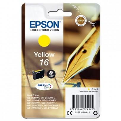 Epson 16 žlutá, 3.1ml