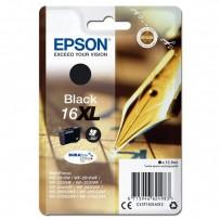 Epson 16XL, černá, 12.9ml