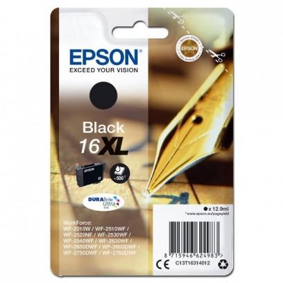 Epson 16XL černá, 12.9ml