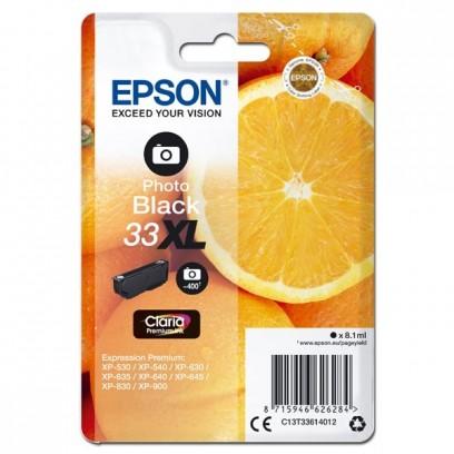 Epson 33XL foto černá, 8.1ml