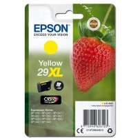 Epson T29XL žlutá, 6,4ml