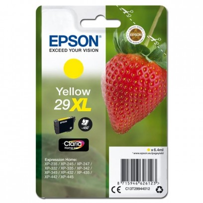 Epson T29XL žlutá, 6,4ml
